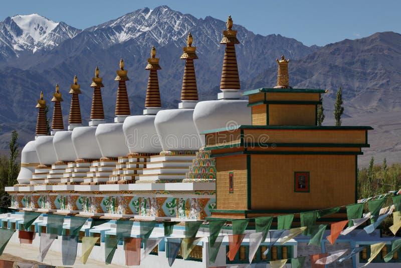 Έδρα του Dalai Lama σε Ladakh στοκ φωτογραφίες με δικαίωμα ελεύθερης χρήσης
