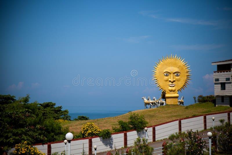 ήλιος αρμάτων στοκ εικόνες με δικαίωμα ελεύθερης χρήσης