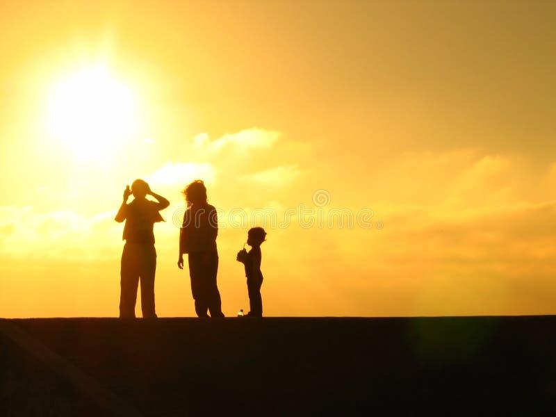 ήλιος διασκέδασης στοκ εικόνα με δικαίωμα ελεύθερης χρήσης
