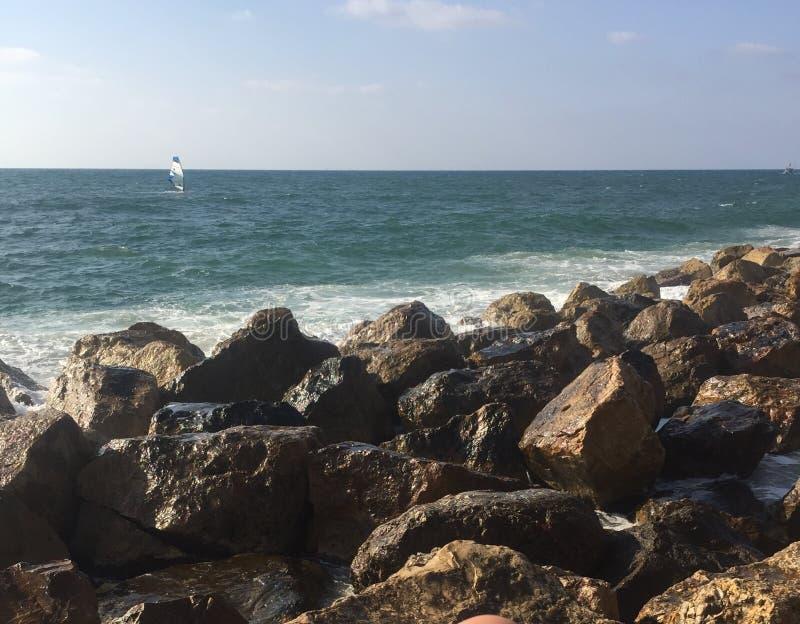 Ήλιος και διασκέδαση θάλασσας στοκ φωτογραφία με δικαίωμα ελεύθερης χρήσης