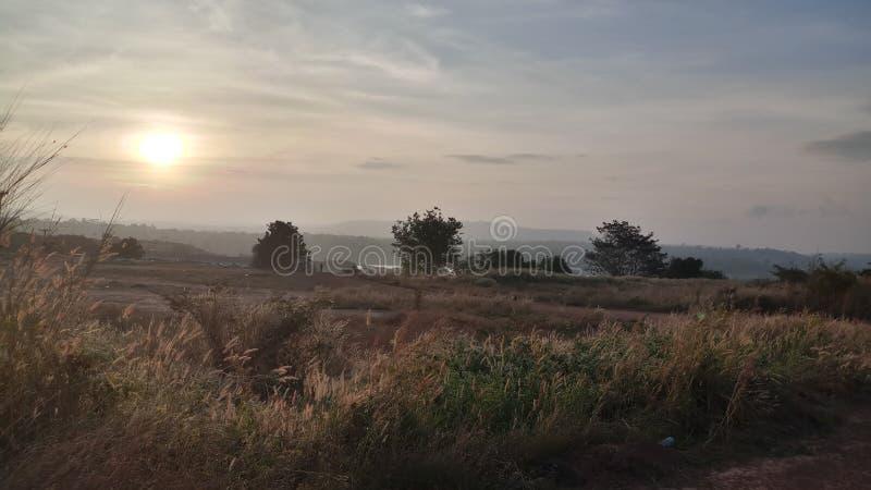 Ήλιος πρωινού στοκ εικόνες με δικαίωμα ελεύθερης χρήσης