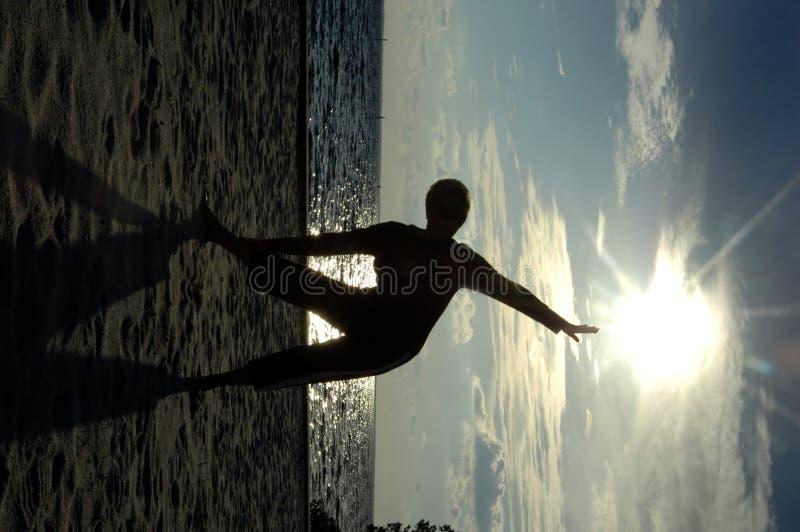ήλιος τεντωμάτων στοκ φωτογραφία