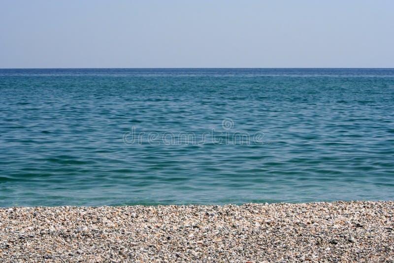 ήρεμη θάλασσα στοκ εικόνες με δικαίωμα ελεύθερης χρήσης