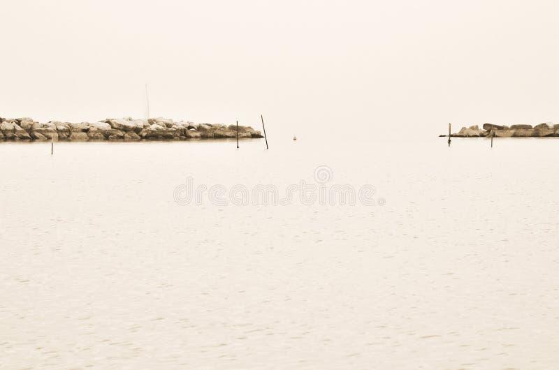 ήρεμη θάλασσα στοκ φωτογραφία με δικαίωμα ελεύθερης χρήσης