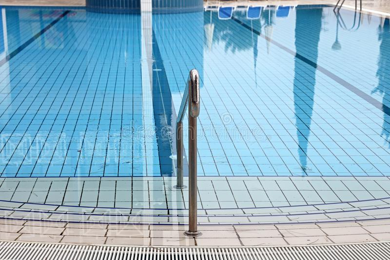 Ήρεμη πισίνα στοκ εικόνες