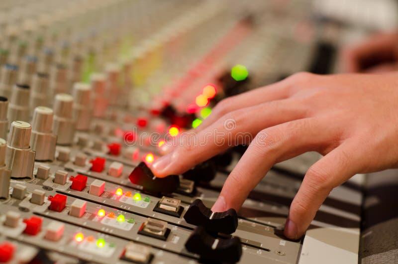 ήχος μιγμάτων χαρτονιών στοκ εικόνες με δικαίωμα ελεύθερης χρήσης