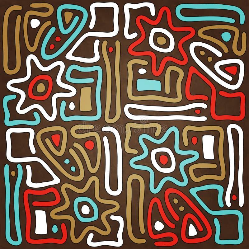 Ήλιος της Maya ελεύθερη απεικόνιση δικαιώματος
