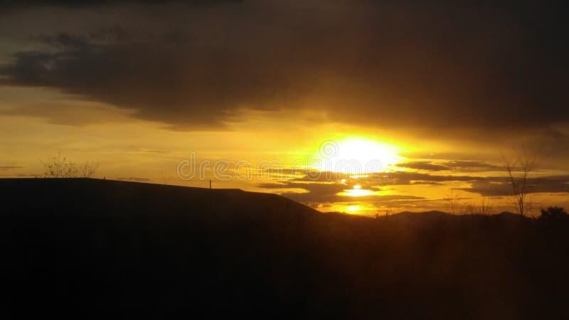 Ήλιος scapes στοκ εικόνες με δικαίωμα ελεύθερης χρήσης