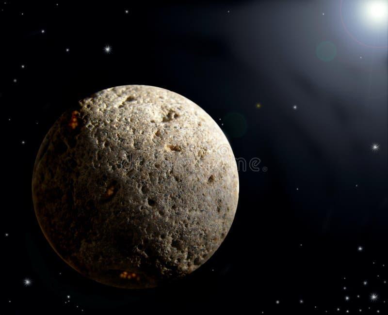 λίγος πλανήτης απεικόνιση αποθεμάτων