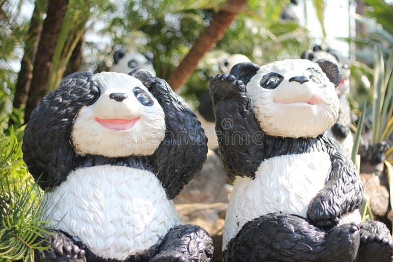 λίγο panda στοκ φωτογραφία με δικαίωμα ελεύθερης χρήσης