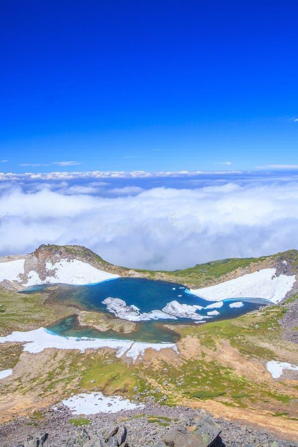 λίμνη Όρεγκον ΗΠΑ 2008 κρατήρων στοκ φωτογραφίες με δικαίωμα ελεύθερης χρήσης