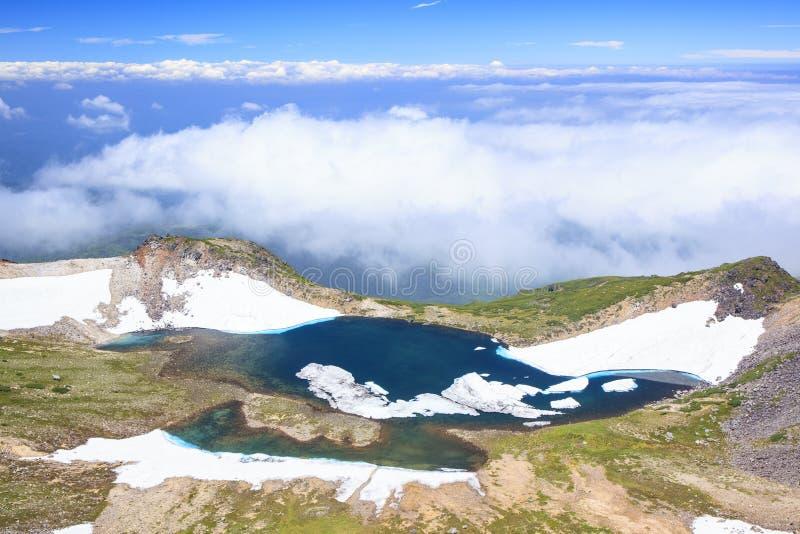 λίμνη Όρεγκον ΗΠΑ 2008 κρατήρων στοκ φωτογραφίες