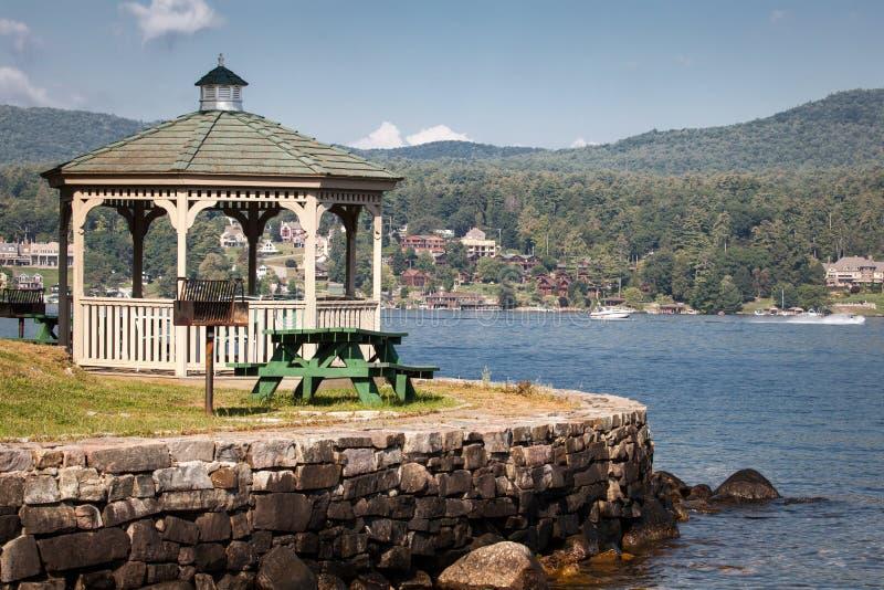 λίμνη George στοκ φωτογραφίες με δικαίωμα ελεύθερης χρήσης