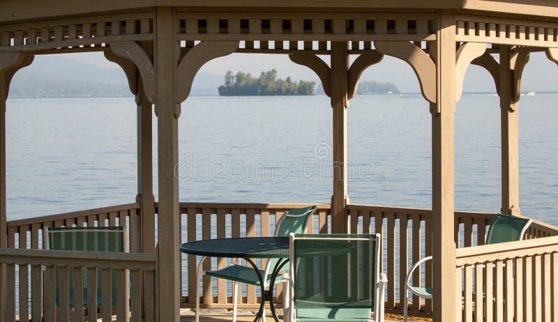 λίμνη George στοκ εικόνες με δικαίωμα ελεύθερης χρήσης