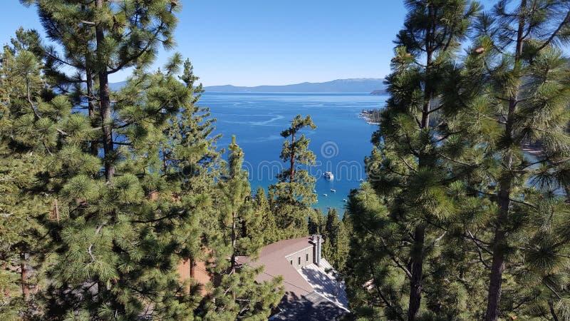 λίμνη tahoe στοκ εικόνες με δικαίωμα ελεύθερης χρήσης