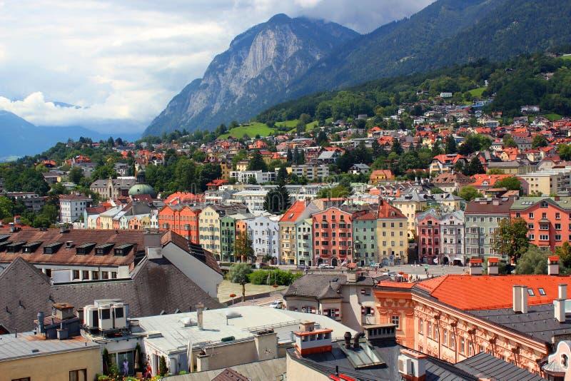 Ίνσμπρουκ, Αυστρία στοκ φωτογραφίες με δικαίωμα ελεύθερης χρήσης