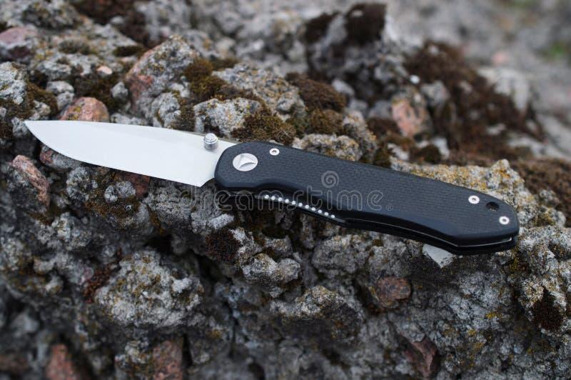 δίπλωμα της τσέπης μαχαιριών στοκ εικόνα με δικαίωμα ελεύθερης χρήσης