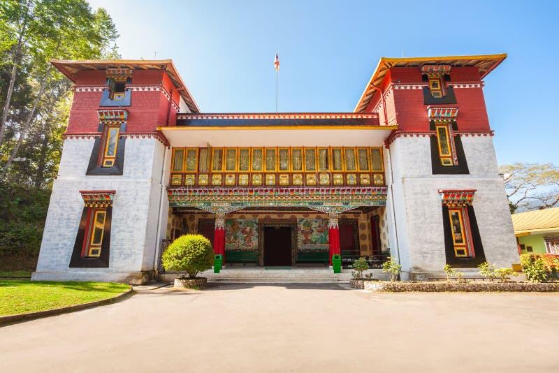 Ίδρυμα Tibetology Namgyal στοκ φωτογραφία με δικαίωμα ελεύθερης χρήσης