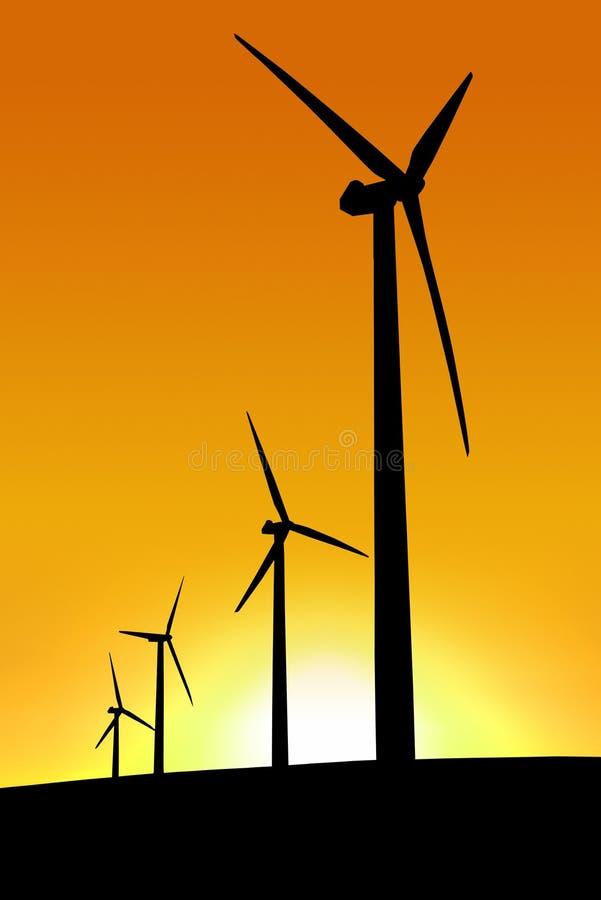 αέρας αγροτικού ηλιοβα&si στοκ φωτογραφίες