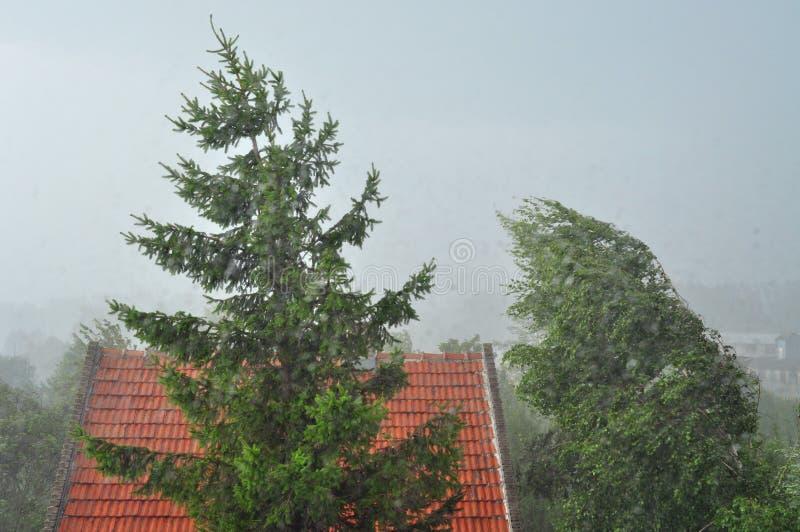 Αέρας θύελλας στοκ φωτογραφίες