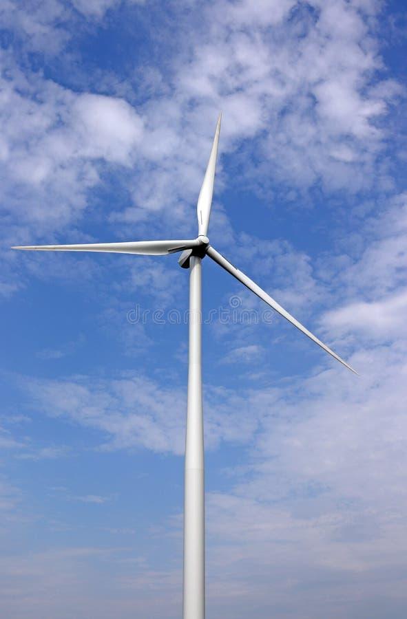 αέρας στροβίλων μπλε ουρανού στοκ εικόνες με δικαίωμα ελεύθερης χρήσης