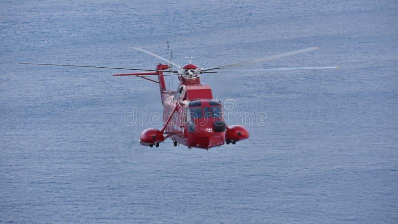 Αέρας Greenlands s-61 στοκ εικόνες