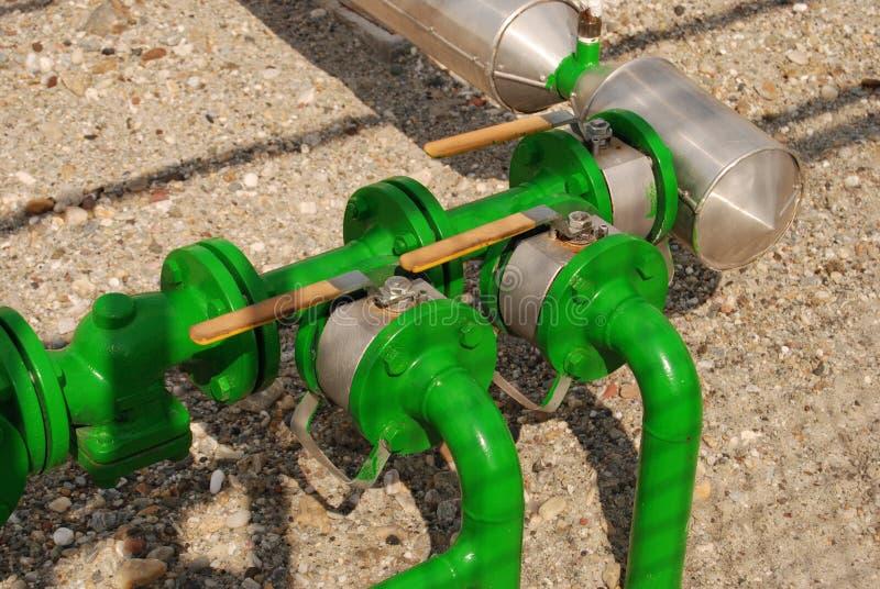 αέριο εξοπλισμού στοκ φωτογραφίες με δικαίωμα ελεύθερης χρήσης