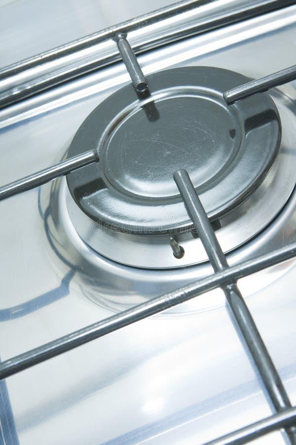 αέριο κουζινών καυστήρων στοκ εικόνες