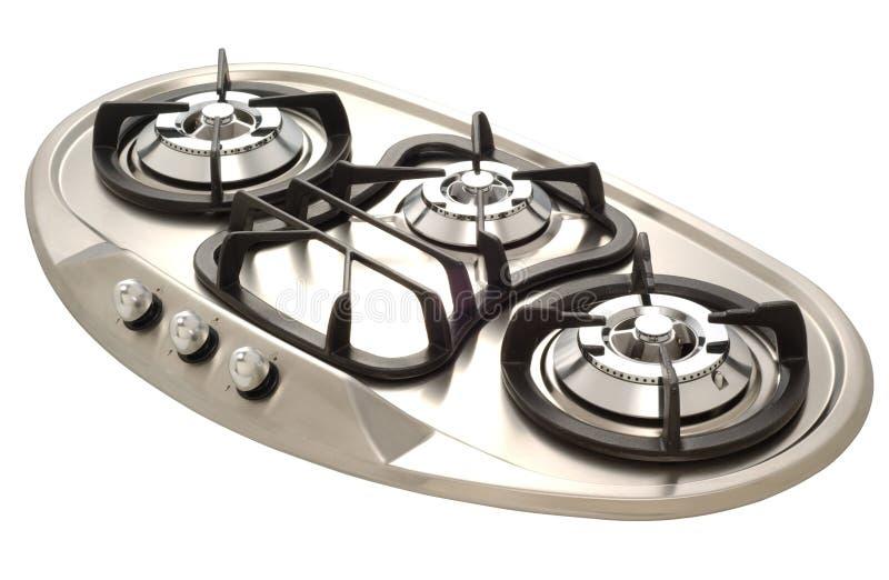 αέριο κουζινών στοκ εικόνα με δικαίωμα ελεύθερης χρήσης