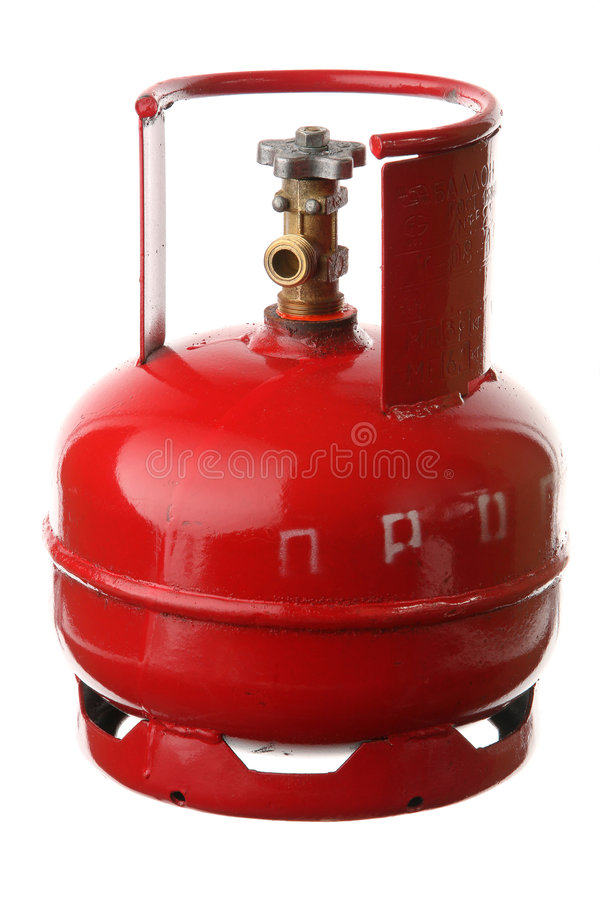 αέριο κυλίνδρων στοκ εικόνες με δικαίωμα ελεύθερης χρήσης