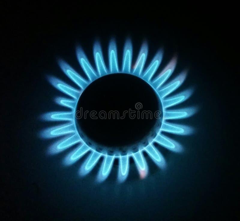 Αέριο σομπών στοκ εικόνα με δικαίωμα ελεύθερης χρήσης