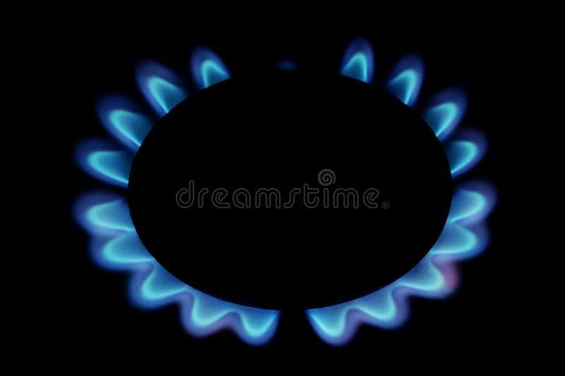 αέριο φλογών στοκ φωτογραφία με δικαίωμα ελεύθερης χρήσης
