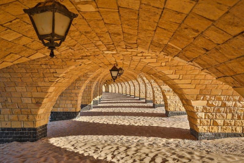 Αίγυπτος, Κάιρο  Στις 19 Αυγούστου 2014 - οι αιγυπτιακές πυραμίδες στο Κάιρο στοκ εικόνες με δικαίωμα ελεύθερης χρήσης