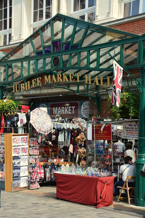 Αίθουσα αγοράς ιωβηλαίου στοκ φωτογραφία με δικαίωμα ελεύθερης χρήσης