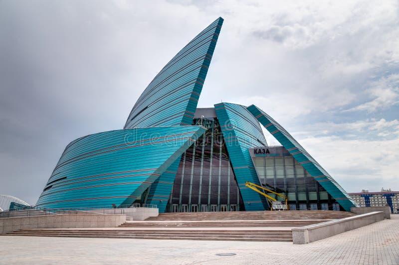 Αίθουσα συναυλιών σε Astana στοκ εικόνα με δικαίωμα ελεύθερης χρήσης