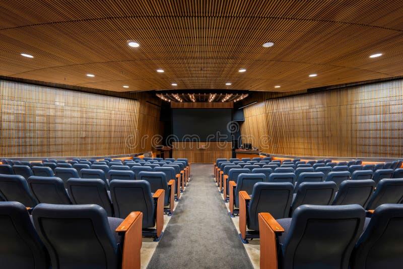 Αίθουσα συνεδριάσεων SCSU στοκ φωτογραφία με δικαίωμα ελεύθερης χρήσης