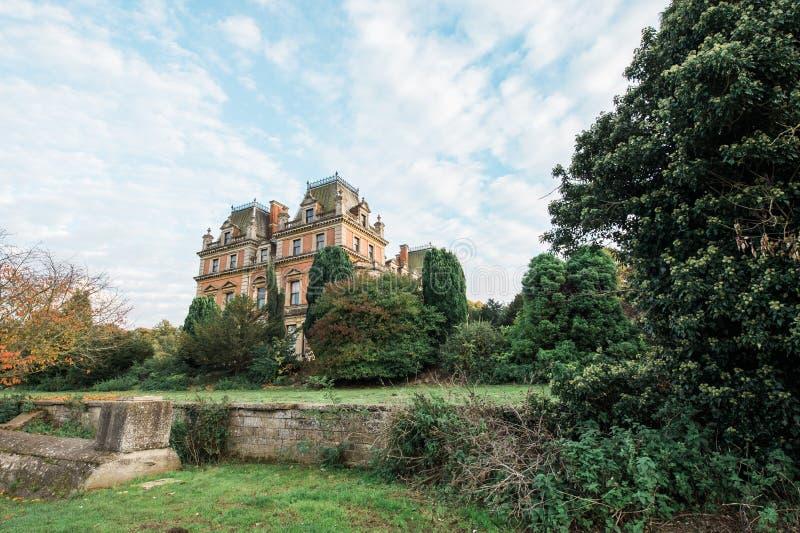 Αίθουσα του ανατολικού Carlton στο πάρκο χωρών του ανατολικού Carlton, Αγγλία στοκ φωτογραφία με δικαίωμα ελεύθερης χρήσης