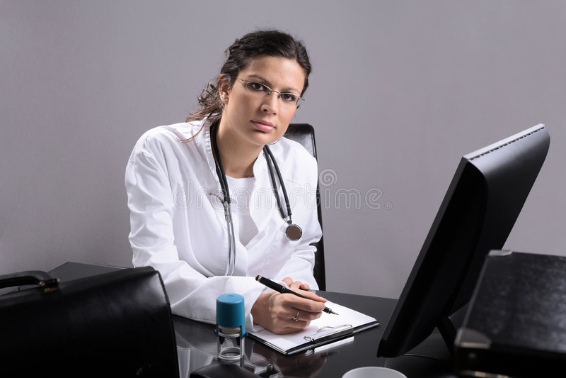 αίθουσα s γιατρών στοκ φωτογραφίες