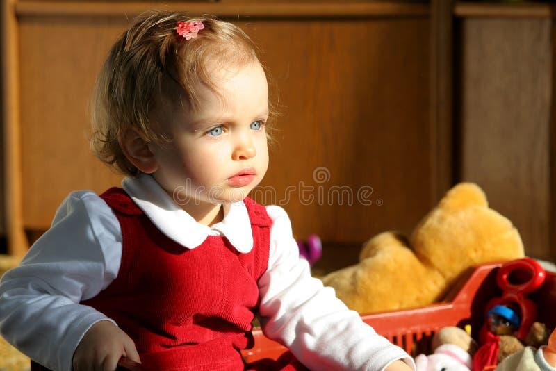 αίθουσα s παιδιών ηλιόλο&upsilo στοκ εικόνα με δικαίωμα ελεύθερης χρήσης