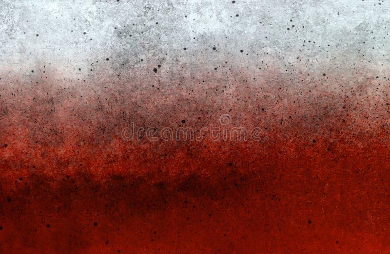 Αίματος πετρών grunge φορεμένο υπόβαθρο εγγράφου σύστασης παλαιό στοκ φωτογραφία