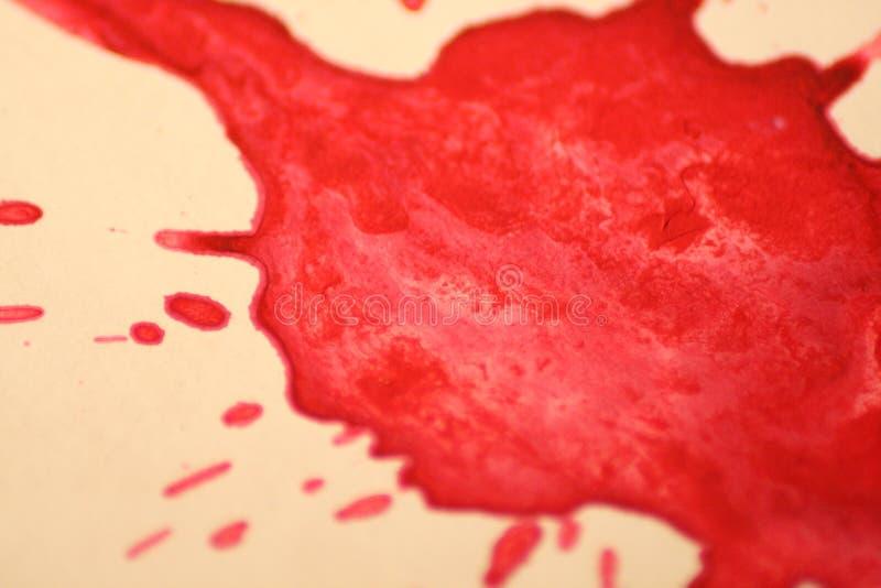 αίμα στοκ εικόνα με δικαίωμα ελεύθερης χρήσης