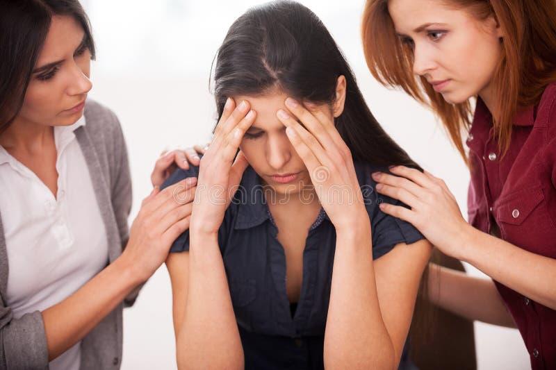 Αίσθημα του πόνου και της κατάθλιψης. στοκ φωτογραφία με δικαίωμα ελεύθερης χρήσης