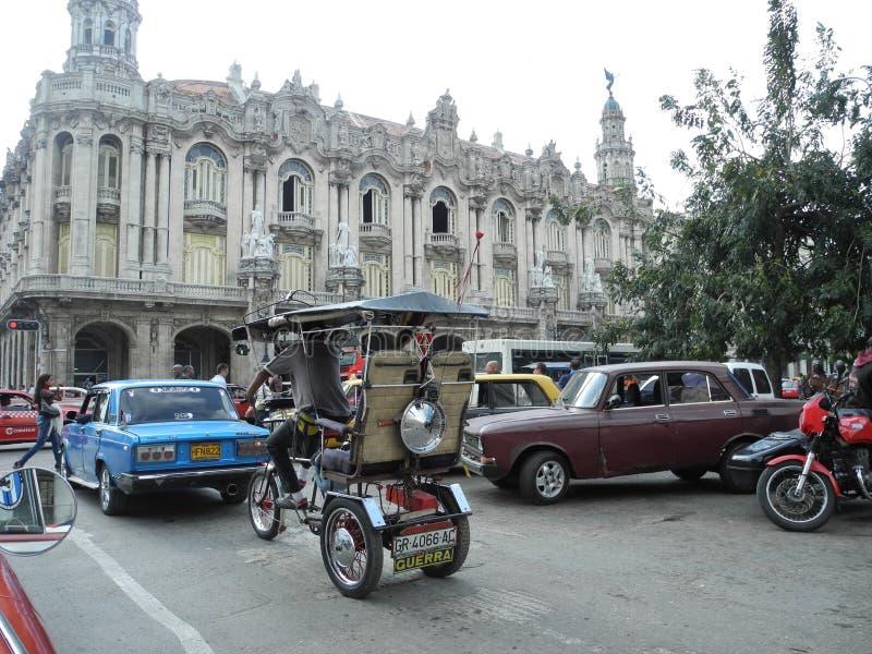 Αβάνα-ΚΟΥΒΑ στοκ φωτογραφία με δικαίωμα ελεύθερης χρήσης