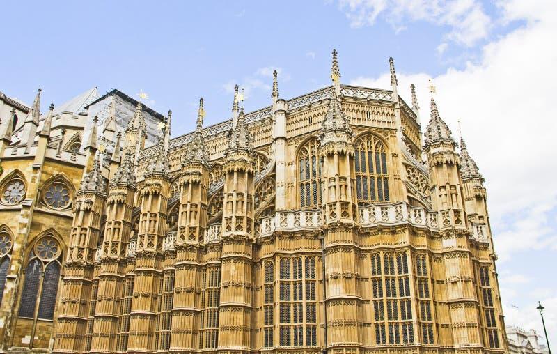 αβαείο Λονδίνο Γουέστμινστερ στοκ φωτογραφίες