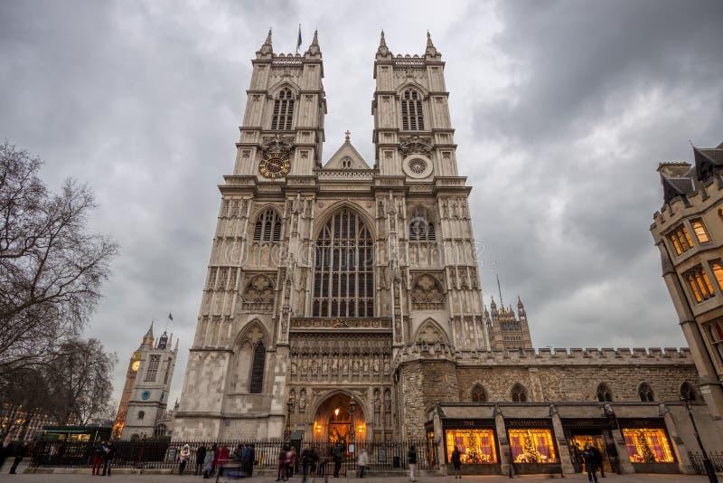 αβαείο Λονδίνο UK Γουέστμ&i στοκ εικόνες