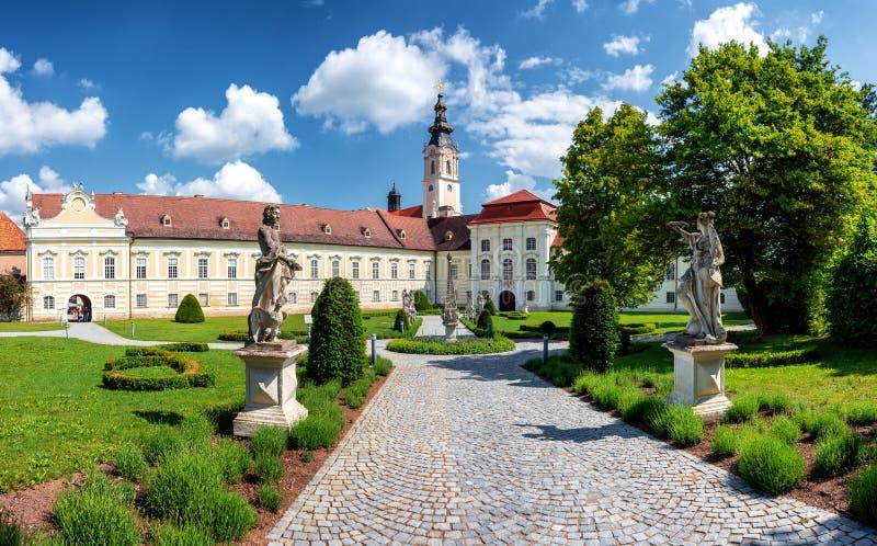 Αβαείο του Άλτενμπουργκ, Stift Άλτενμπουργκ, Waldviertel, Αυστρία στοκ φωτογραφία με δικαίωμα ελεύθερης χρήσης