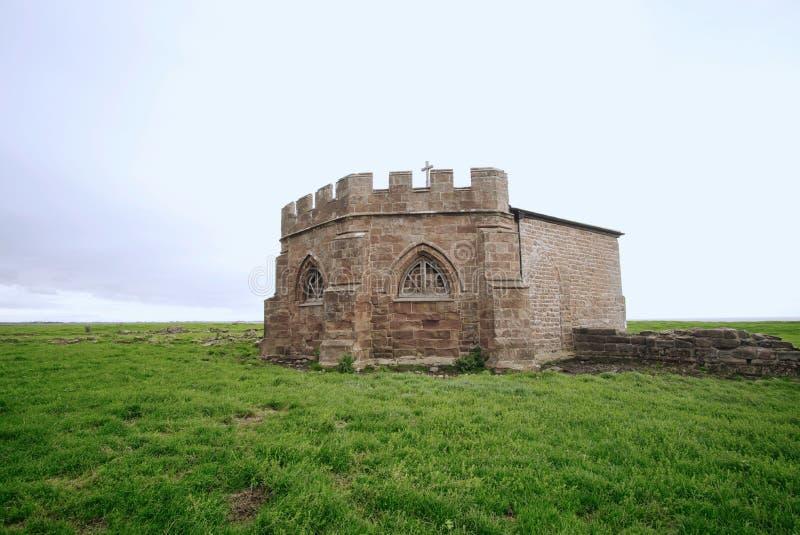 Αβαείο Cockersand στη δύση Lancashire στοκ φωτογραφία