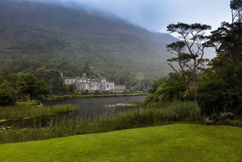 Αβαείο Kylemore, Ιρλανδία στοκ εικόνα
