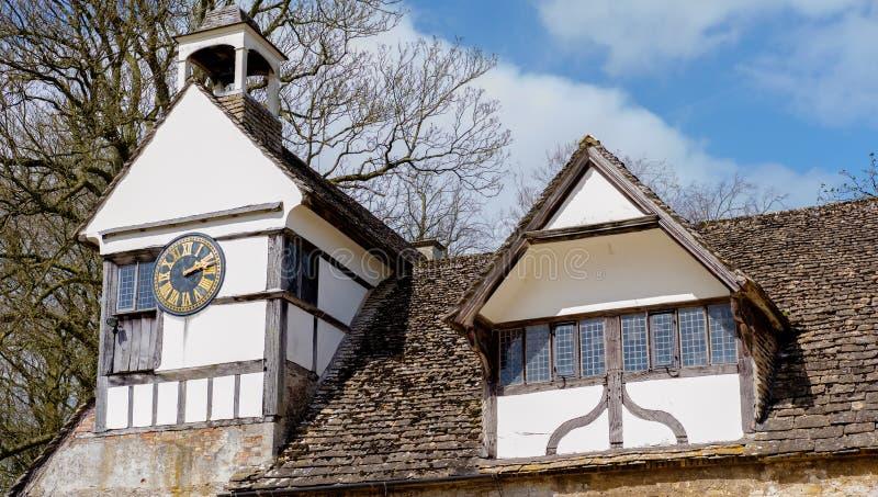Αβαείο Lacock στο Wiltshire, UK στοκ εικόνες με δικαίωμα ελεύθερης χρήσης