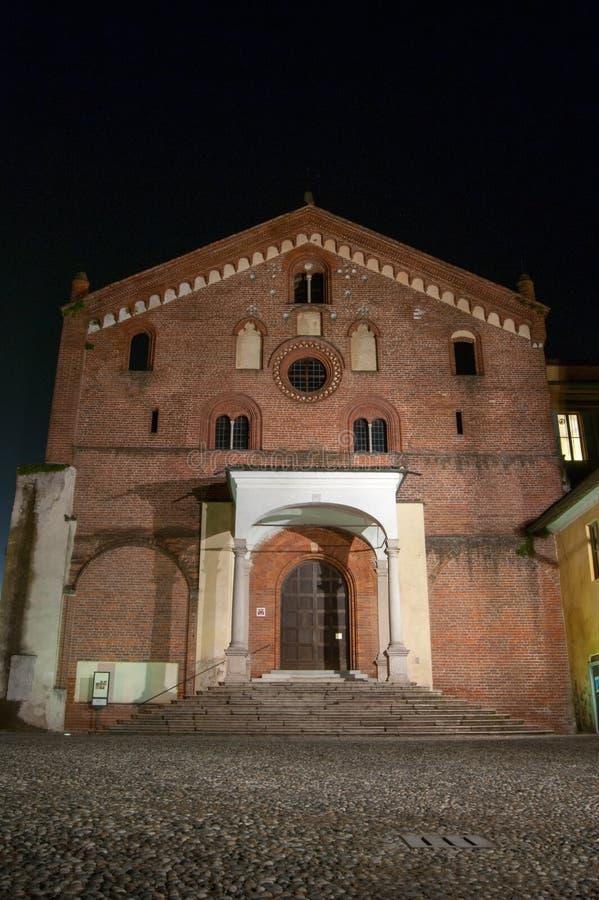 Αβαείο Morimondo στοκ φωτογραφίες